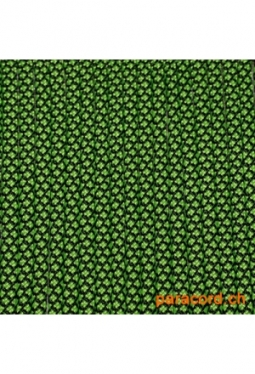 550 Paracord Neon Green Diamonds