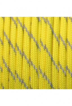 550 Paracord Reflective Neon Yellow