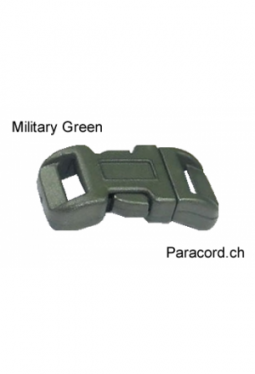 MidClip Military Green