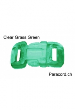 MidClip Clear Grass Green