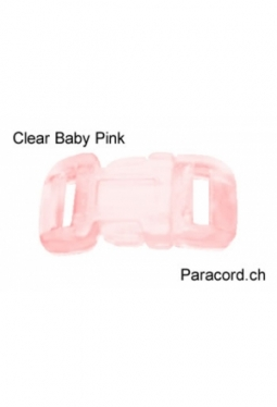 MidClip Clear Baby Pink