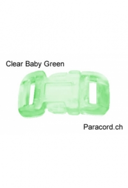 MidClip Clear Baby Green