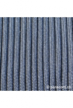 550 Paracord Charcoal Grey
