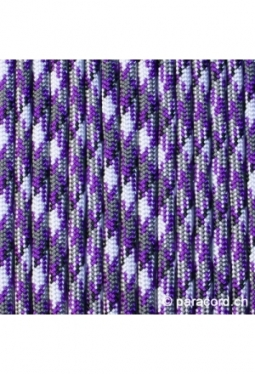 550 Paracord Purple Passion