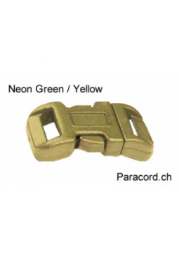 MidClip Neon Green Yellow