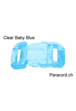 MidClip Clear Baby Blue