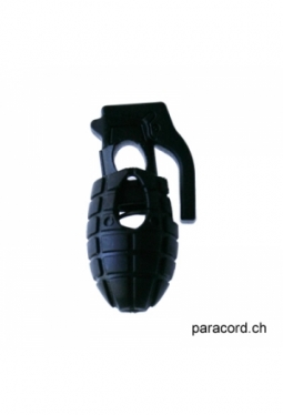 Cordstopper Grenade Black